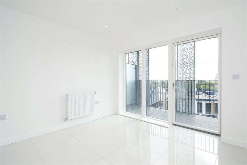 1 Bedroom Flat for sale in Atkins Square, Dalston Lane, London, E8