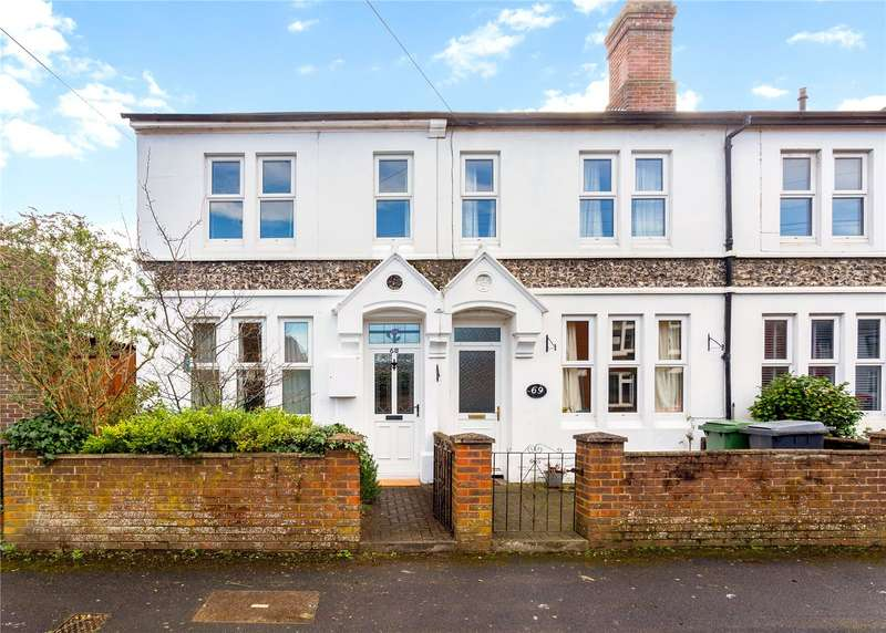 2 Bedrooms Mews House for sale in St. Catherines Road, Winchester, Hampshire, SO23