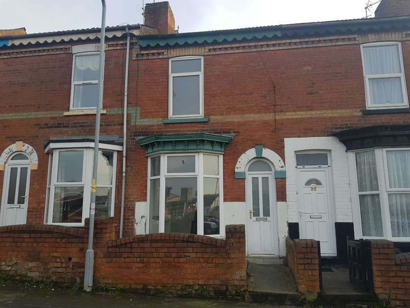 3 Bedrooms Terraced House for sale in Colville Terrace, Gainsborough, DN21 2AA