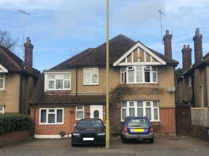 5 Bedrooms Detached House for sale in Eastbury Road, Watford, Hertfordshire