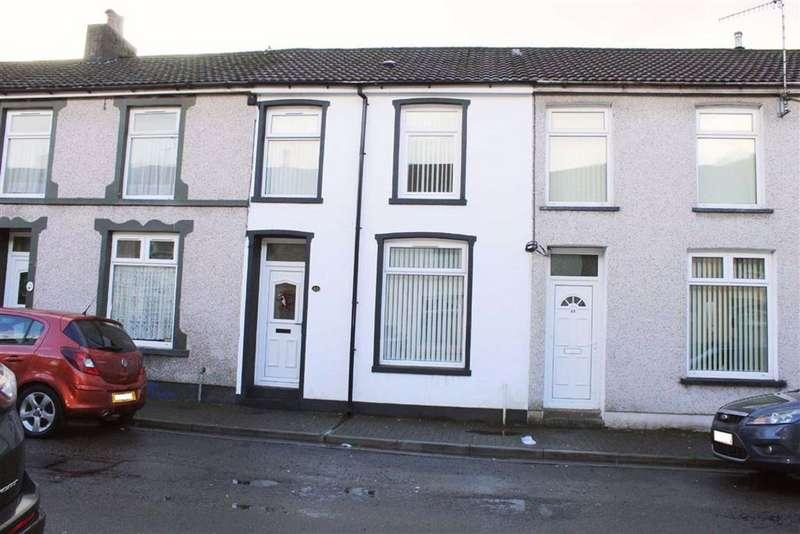 3 Bedrooms Terraced House for rent in Bonvilston Road, Pontypridd