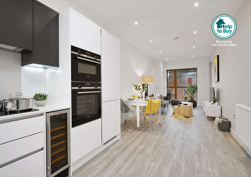 2 Bedrooms Apartment Flat for sale in Flat 21, 225 Streatham Road, Streatham