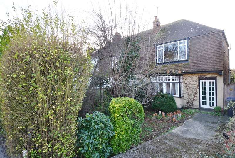 2 Bedrooms Semi Detached House for sale in Middle Wall, Whitstable