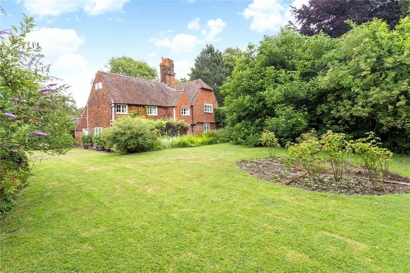 4 Bedrooms Detached House for sale in Postern Lane, Tonbridge, TN11