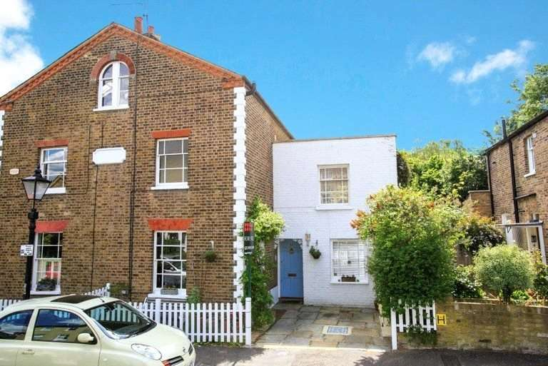 5 Bedrooms Semi Detached House for sale in Rosemont Road, Richmond, TW10