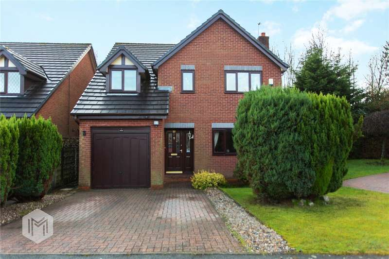 4 Bedrooms Detached House for sale in Bellpit Close, Worsley, Manchester, Greater Manchester, M28