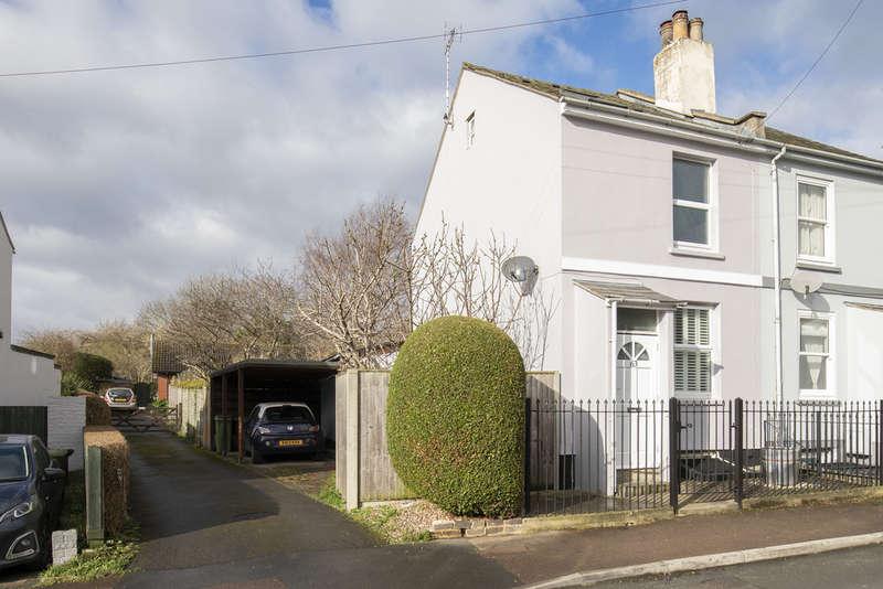 4 Bedrooms Semi Detached House for sale in Granley Road, Cheltenham GL51 6LJ