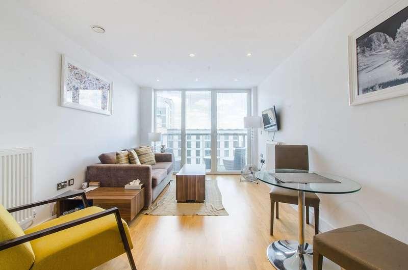 1 Bedroom Flat for sale in Jubilee Court, Greenwich, SE10