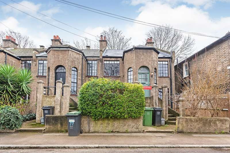 2 Bedrooms Apartment Flat for sale in Rokeby Road, London, SE4