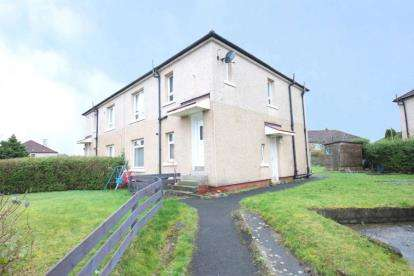 2 Bedrooms Flat for sale in Oatfield Street, Balornock