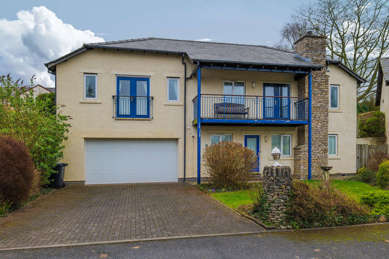 4 Bedrooms Detached House for sale in High Mead House, 2 Whitbarrow Grove, Levens, Kendal, Cumbria, LA8 8LT