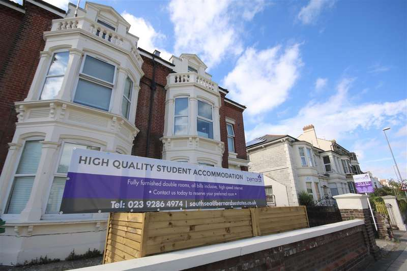 10 Bedrooms Semi Detached House for sale in Victoria Road North, Southsea