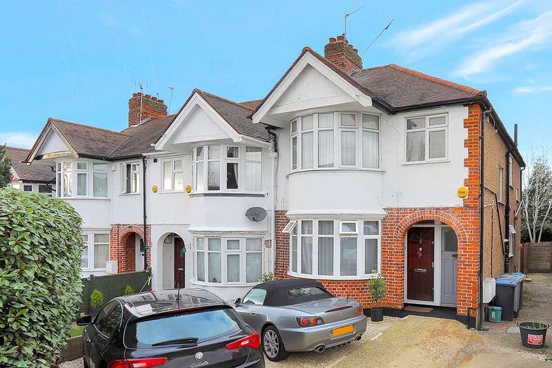 2 Bedrooms Flat for sale in Doreen Avenue, London
