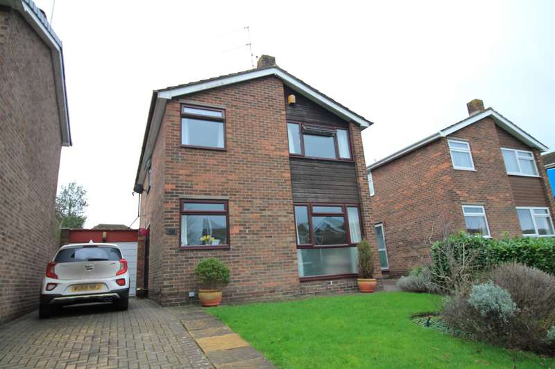 4 Bedrooms Detached House for sale in Stowey Road, Yatton, North Somerset, BS49 4HS