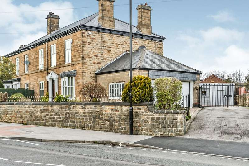 4 Bedrooms Semi Detached House for sale in Tannery Street, Sheffield, South Yorkshire, S13