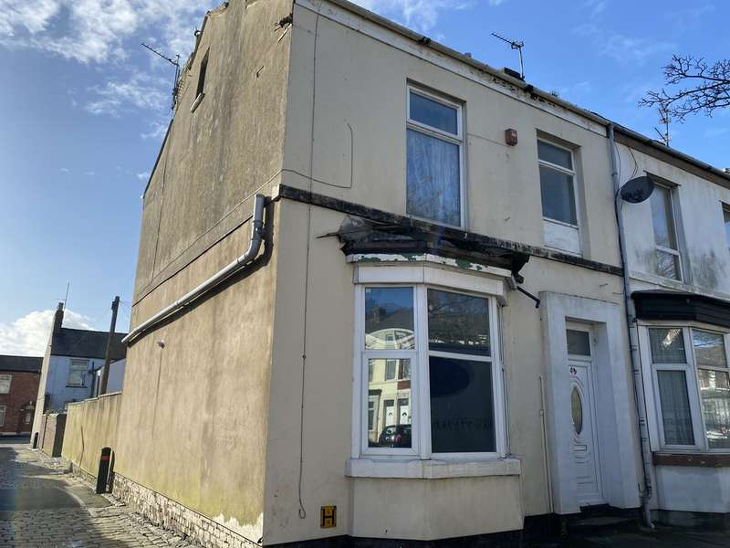 1 Bedroom Apartment Flat for sale in london street , Fleetwood FY7