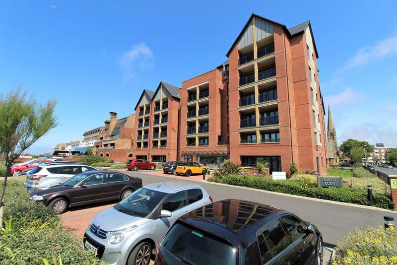 2 Bedrooms Apartment Flat for sale in Orchid Court, Lytham St. Annes FY8