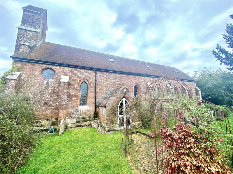 Detached House for sale in Ringwood, Hampshire, BH24
