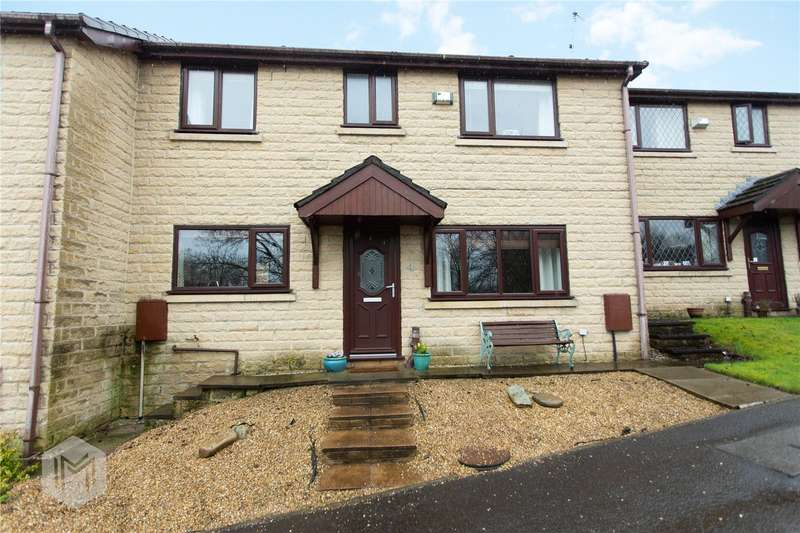 2 Bedrooms Terraced House for sale in Olive Bank, Bury, Greater Manchester, BL8