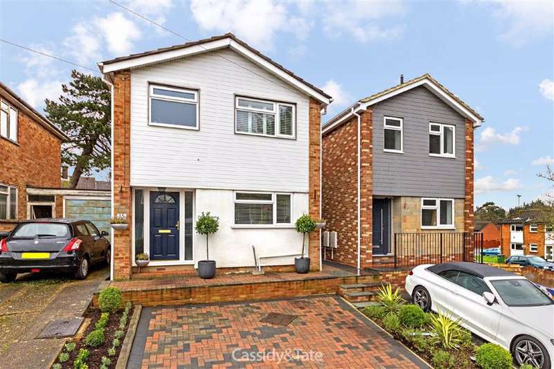 3 Bedrooms Property for sale in Tennyson Road, St. Albans, Hertfordshire