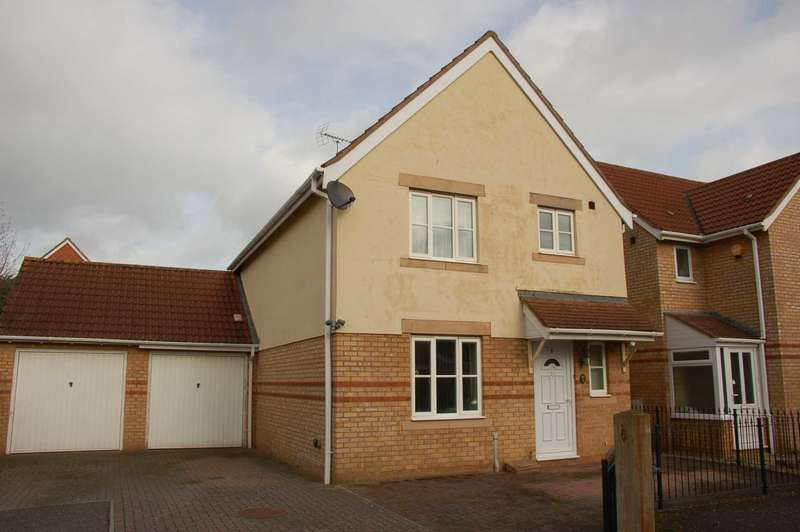 3 Bedrooms Detached House for sale in The Shaulders
