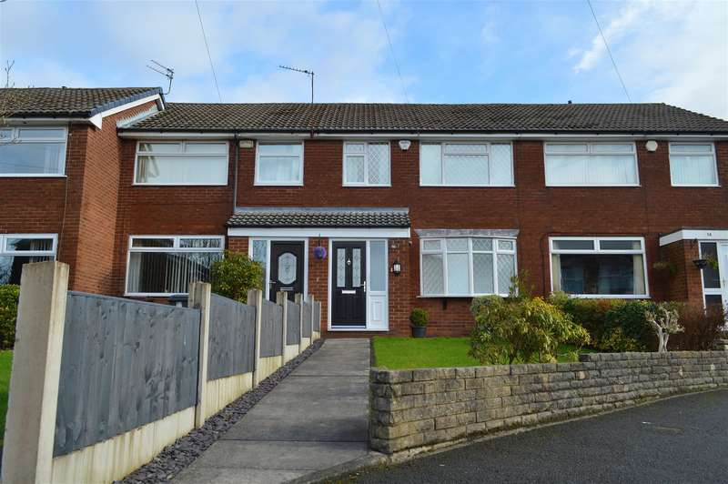 3 Bedrooms Town House for sale in Swallow Street, Hollins, Oldham, OL8 4LD.