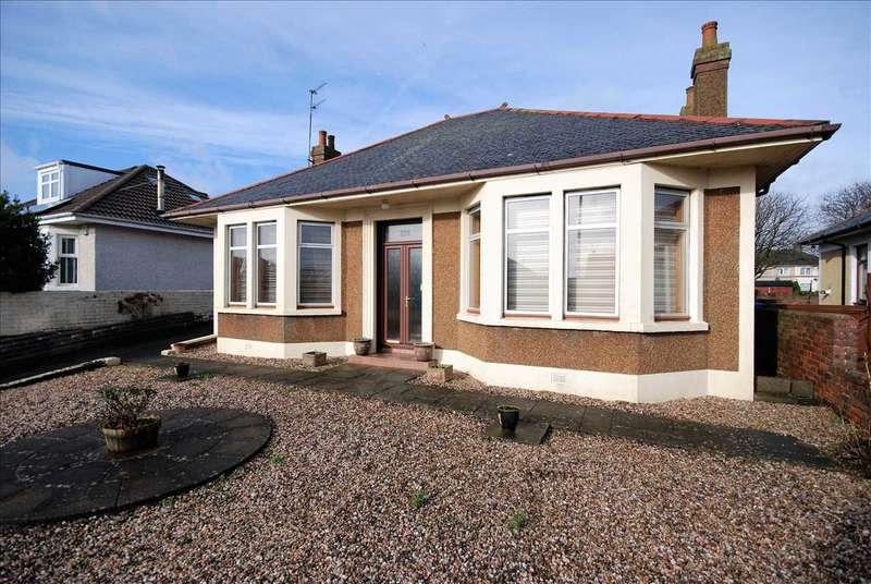 2 Bedrooms Bungalow for sale in Glencairn Street, Stevenston