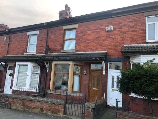 3 Bedrooms Terraced House for sale in Liverpool Road, Platt Bridge, Wigan, WN2