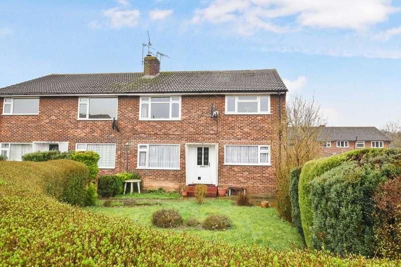 2 Bedrooms Maisonette Flat for sale in Harrow Way, Basingstoke, RG21