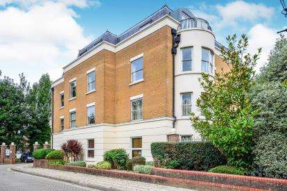 2 Bedrooms Flat for sale in Grosvenor Square, Southampton, Hampshire