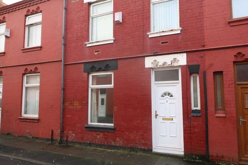 2 Bedrooms House for sale in Riddock Road, Liverpool