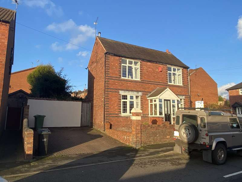 3 Bedrooms Detached House for sale in Barr Street, Lower Gornal, Dudley, West Midlands, DY3
