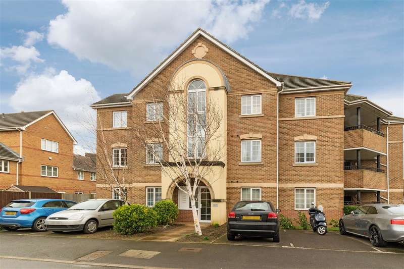 2 Bedrooms Apartment Flat for sale in East Road, Wimbledon