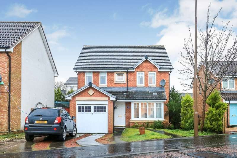 4 Bedrooms Detached House for sale in Morgan Way, Armadale, EH48