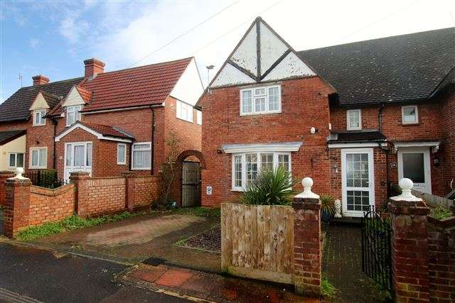3 Bedrooms Semi Detached House for sale in Third Avenue, Cosham, Portsmouth, Hampshire, PO6 3JA