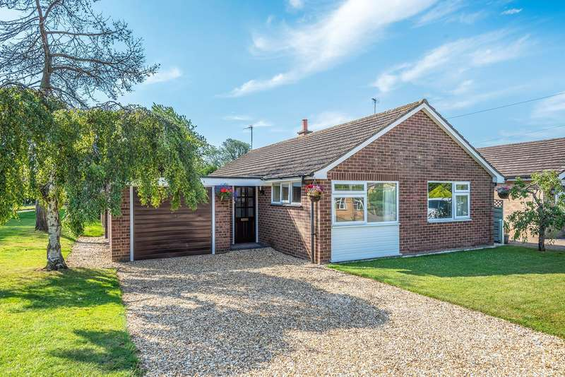 3 Bedrooms Detached Bungalow for sale in Salusbury Lane, Offley, Hitchin, SG5