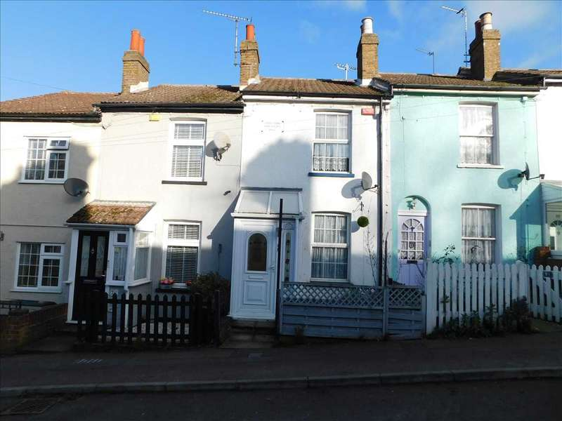 2 Bedrooms Terraced House for sale in New Road, South Darenth, Dartford