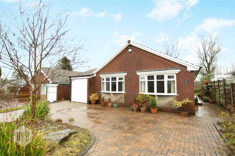 3 Bedrooms Detached Bungalow for sale in Armadale Road, Bolton, Greater Manchester, BL3