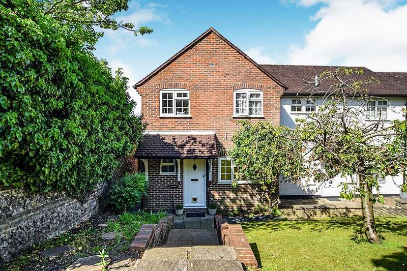 3 Bedrooms End Of Terrace House for sale in Cherry Bank, Chapel Street, Hemel Hempstead, Hertfordshire, HP2