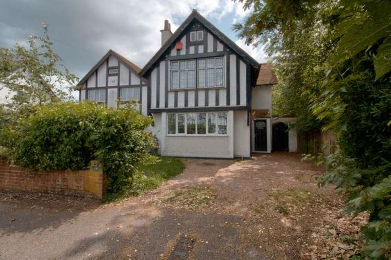 4 Bedrooms Detached House for sale in Northdown Way, Margate, CT9