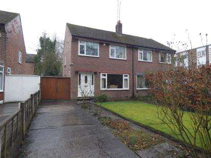 3 Bedrooms Semi Detached House for sale in Carlton Road, Whalley Range, Manchester, Greater Manchester