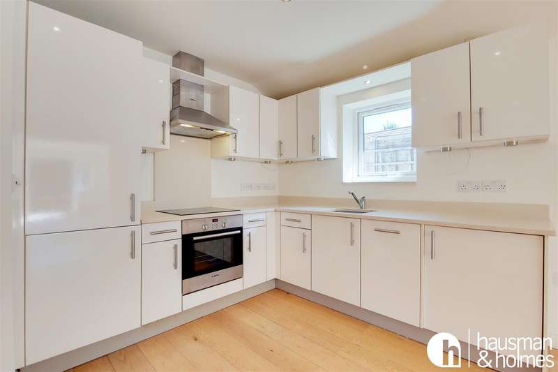 2 Bedrooms Bungalow for sale in Wayside, NW11