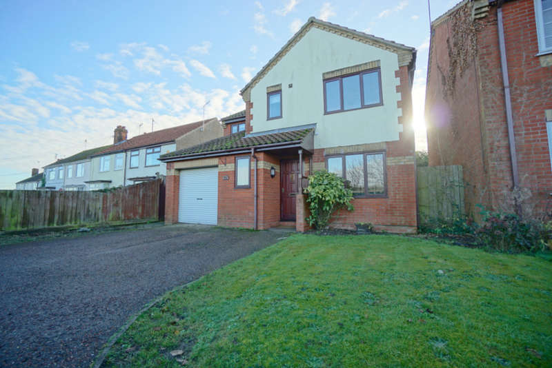4 Bedrooms Detached House for sale in Lowestoft Road, Carlton Colville