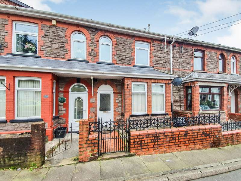 2 Bedrooms Terraced House for sale in Park Terrace, Pontnewynydd, Pontypool, NP4