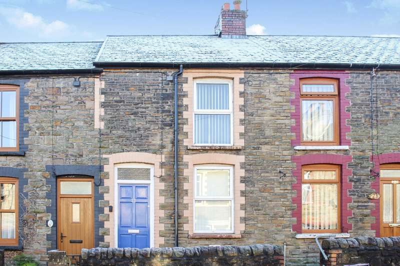2 Bedrooms Terraced House for sale in Plasycoed Road, Pontnewynydd, Pontypool, NP4
