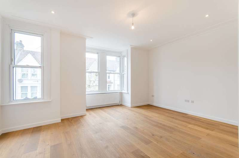 3 Bedrooms Flat for sale in Minet Avenue, Harlesden, NW10