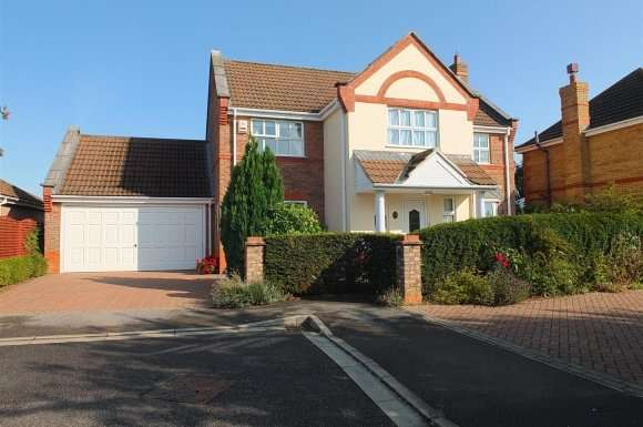 5 Bedrooms Property for sale in Mulberry Walk, Heckington, Sleaford
