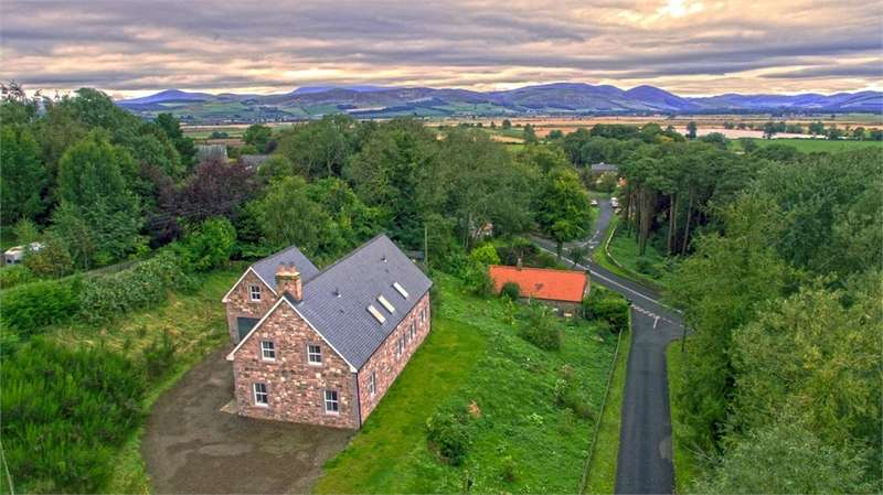 3 Bedrooms Detached House for sale in Dodwell House, Doddington, WOOLER, Northumberland