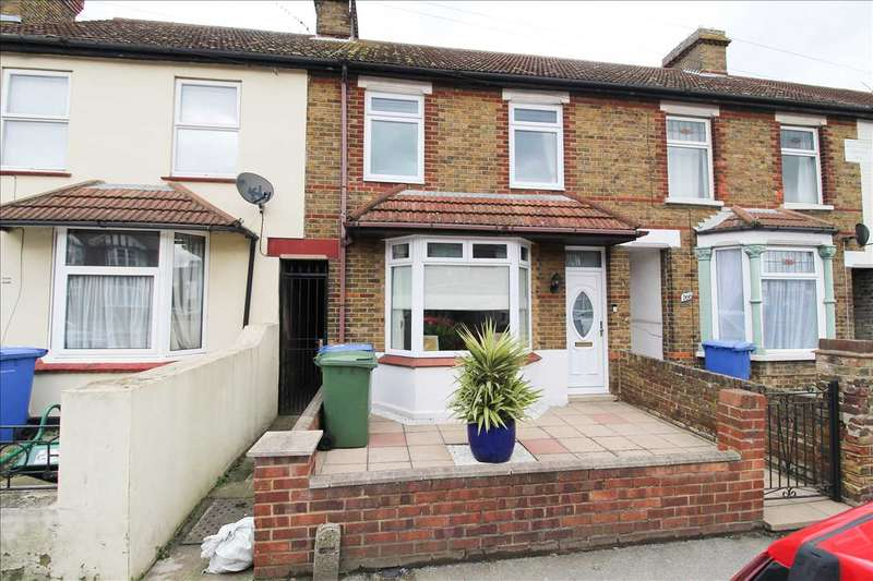 3 Bedrooms Terraced House for sale in London Road, Sittingbourne