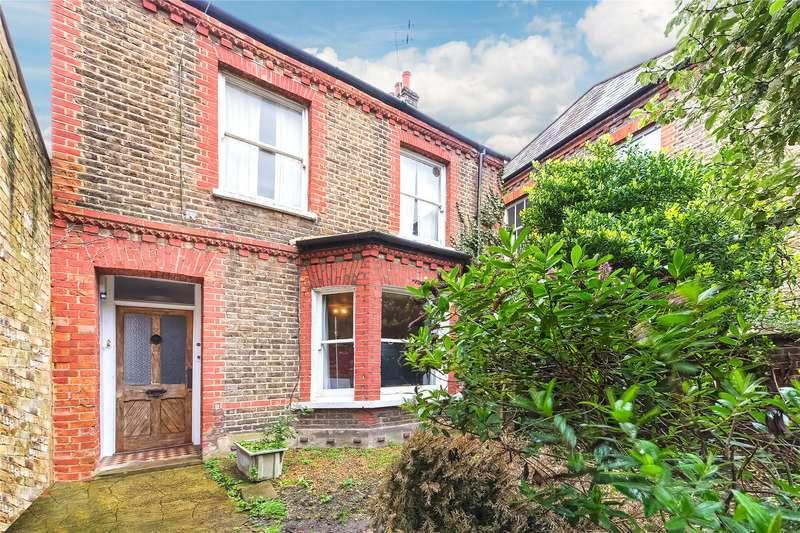 2 Bedrooms Detached House for sale in Ravenscourt Gardens, London, W6
